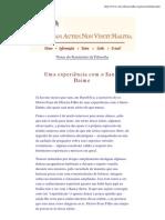 Olavo de Carvalho_Notas do Seminário de Filosofia_Uma experiência com o Santo Daime.pdf