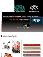 XX Convenção Internacional Promofitness2011