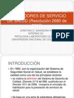 SISTEMA DE HABILITACIÓN DE PRESTADORES DE SERVICIO DE_1