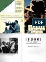 FASSBINDER Film Maker by Ronald Hayman 1984 Scan