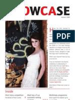 Showcase Newsletter Winter '08