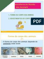 Revestimento Forma Animais
