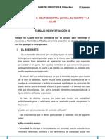 Derecho Penal II Tarea 03