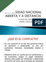 s5 Teorias Sobre El Conflicto