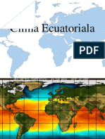 Clima Ecuatoriala