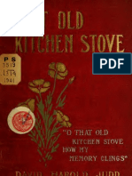 That Old Kitchen Stove Poem