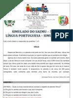 SIMULADO - 5º ANO - LÍNGUA PORTUGUESA - SIMULAÇÃO 10 - GABARITADO