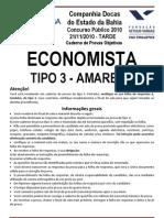 Economista TIPO 3