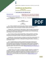 Lei n° 8.666, de 21 de junho de 1993 e alterações posteriores