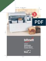 Bifinett Bread Maker