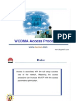 09 WCDMA RNO Access Procedure Analysis