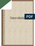 Ensayos Industriales-generalidades A
