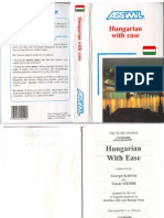Hungarian With Ease Book