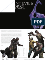 Resident Evil 6 Digital Artbook ITA