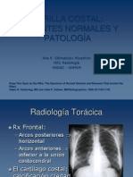 Parrilla Costal Variantes Normales y Patologia