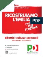 Festa Modena 2012