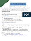 Learning Module 1 -Orientation -SP2013