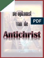 Opkomst van de ANTI-CHRIST