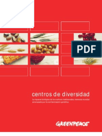 Centros de Diversidad Green Peace