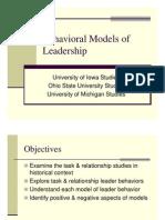 Dr. Boren Lecture Slides