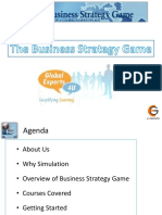 The Business Strategy GameGE4U