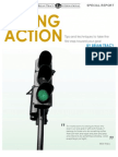 Taking Action Mini
