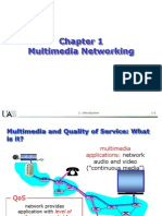 Multimedia Networks - 1- Introduction