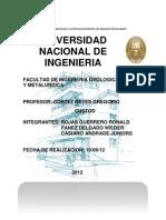 Laboratorio N_ 1 Fisica II