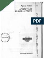 Heller, Agnes - Aristóteles y el mundo antiguo