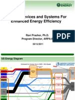Therrmal Devices for Energy Efficiency