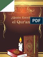 ¿Quién Escribió el Qur'an?