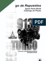 Deutz 913 Turbo2