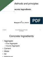 20100719 Concrete Ingredients Seg1