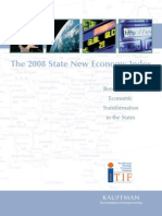 The 2008 State New Economy Index