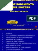 Curso Tren Rodamiento Bulldozer Maquinaria Pesada