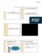 Haccp Diplomado PDF