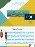 Presentación fisioterapia y terapia ocuoacional