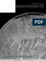 A Masterwork of Byzantine Art the David Plates the Story of David and Goliath Activities for Learning