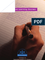 Shipping Distance Learning
