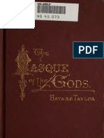 The Masque of the Gods by Bayard Taylor