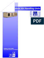 Air Handling Units Catalogue