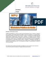 Informática de Concursos - MPU 2013 - Questões - www.informaticadeconcursos.com.br