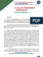 Antonio Medrano +El Grial en Las Tradiciones Orientales