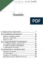 MORFEMAS DO PORTUGUÊS_VALTER KEHDI