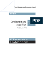 FFIEC_ITBooklet_DevelopmentandAcquisition