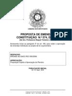 Avulso -PEC 574_2006