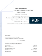 Fiabilité des clades et congruence taxinomique Application à la phylogénie des téléostéens acanthomorphes