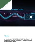 Micrometro Completo