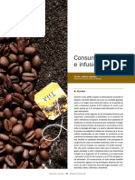 Consumo de Cafe e Infusiones
