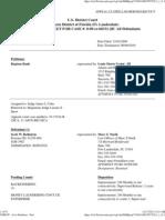 U.S. v. Rothstein, 09-Cr-60331, PACER Docket